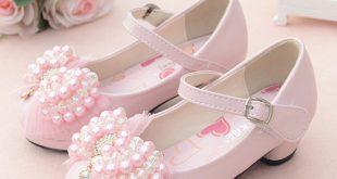 کفش عروس بچه گانه