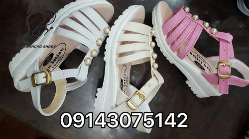 عرضه انواع کفش بچه گانه دخترانه