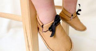 تولیدی کفش بچه گانه چرم