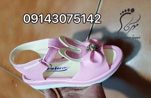 مدل کفش بچه گانه دخترانه پاشنه بلند