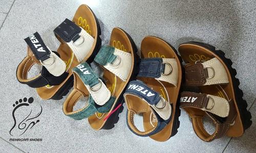 سفارش کفش از تولیدی کفش بچه گانه مهرگام