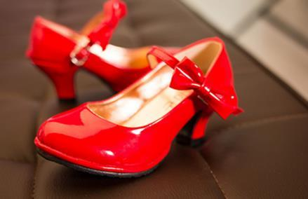 کفش دخترانه مجلسی