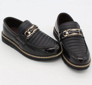 کفش مجلسی پسرانه بچه گانه