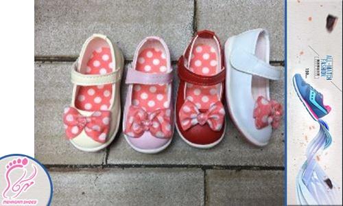 فروش عمده کفش بچه گانه دختر