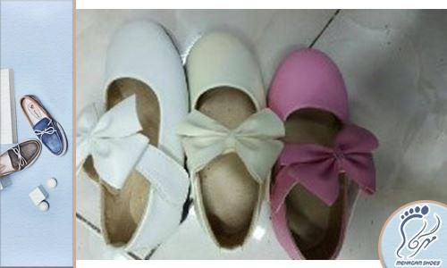 خرید اینترنتی کفش بچه گانه دخترانه پاشنه بلند