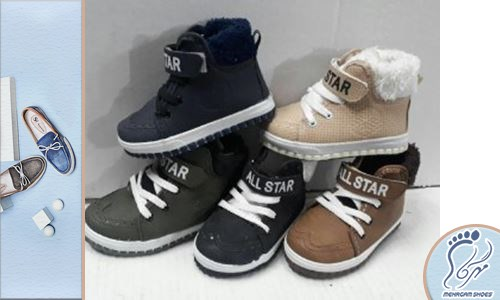 قیمت کفش کالج بچه گانه