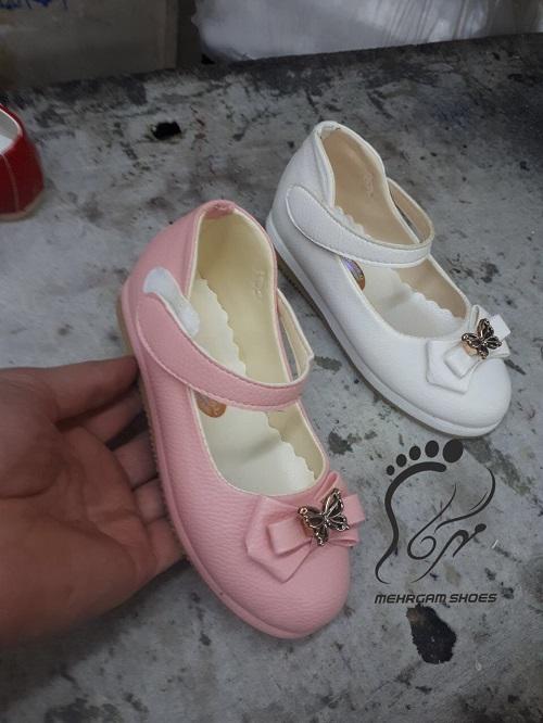 خرید اینترنتی کفش بچه گانه دخترانه عمده