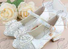 کفش بچه گانه دخترانه پاشنه بلند