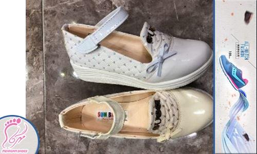 فروش عمده کفش های بچه گانه