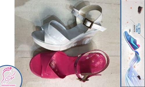 مدل های کفش پاشنه بلند بچه گانه برای عروسی