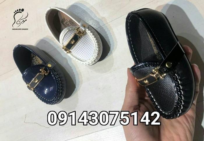 مدل کفش بچه گانه پسرانه: