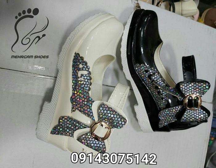 مدل کفش بچه گانه دخترانه