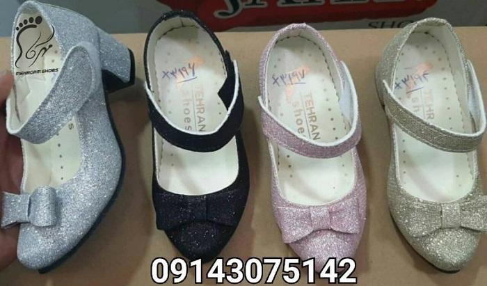 مدل کفش پاشنه بلند دخترانهشیک