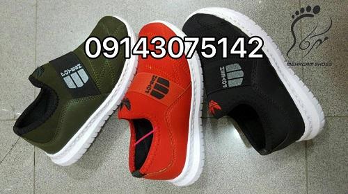 فروش عمده کفش اسپرت مدرسه ای