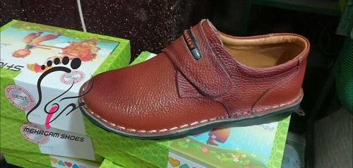 خرید عمده کفش بچه گانه مجلسی پسرانه