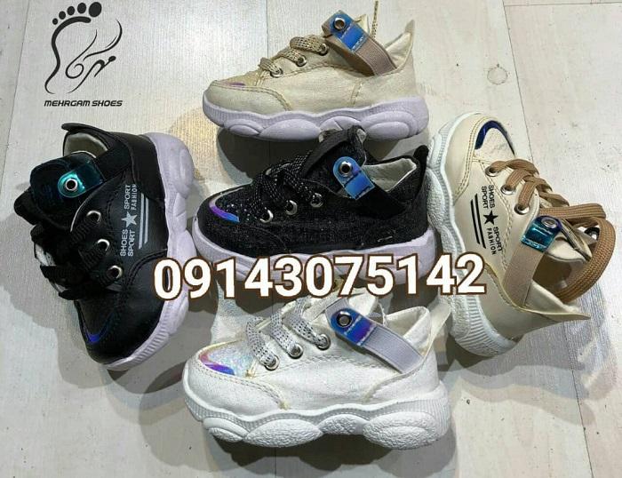 قیمت کفش اسپرت بچه گانه در تبریز