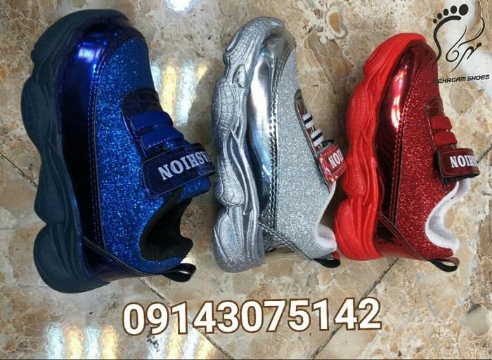 فروش عمده کفش اسپرت ارزان قیمت