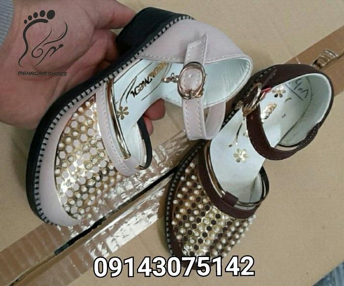 کفش تابستانه بچه گانه جدید