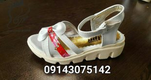 تولیدی کفش تابستانه بچه گانه ارزان قیمت