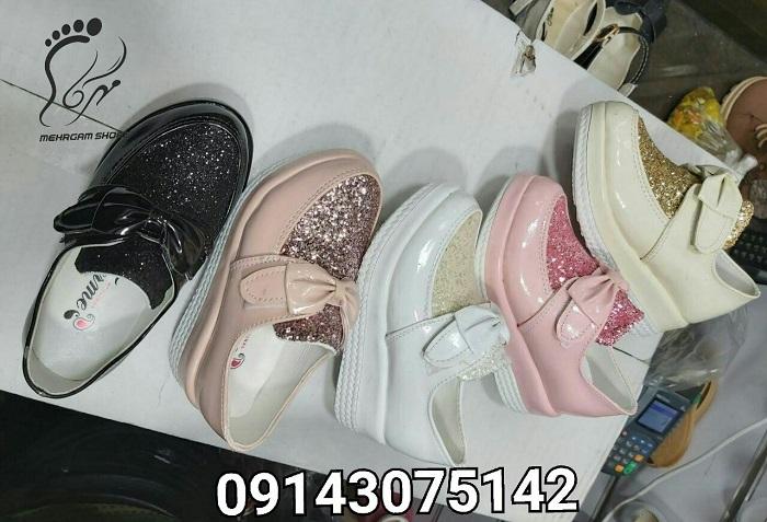 بازار کفش بچه گانه تهران