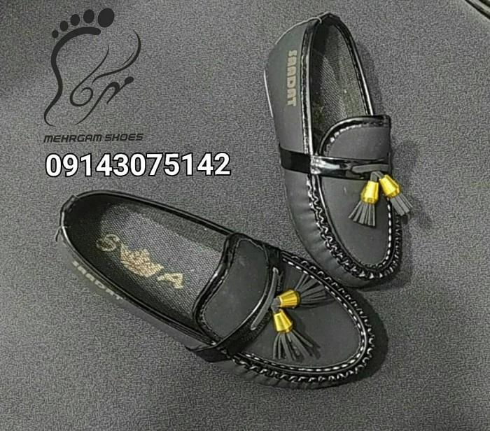 تولید کفش مناسب مدرسه دخترانه ارزان