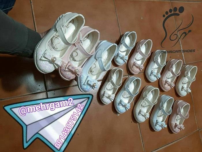 مدل کفش مدرسه دخترانه جدید