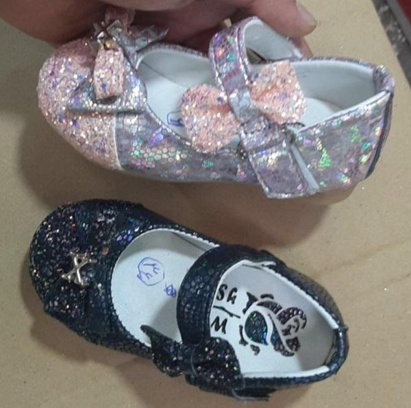 خرید عمده کفش بچه گانه دخترانه شیک