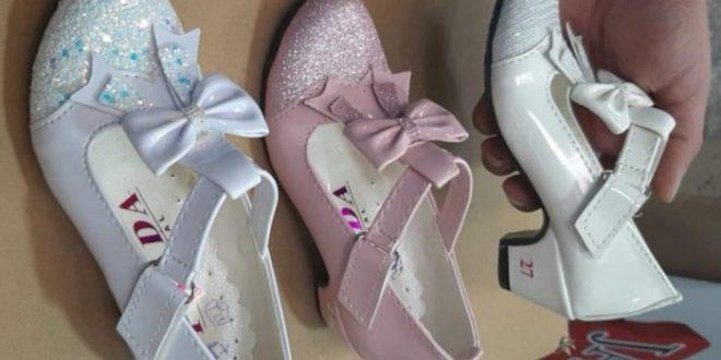 کفش مجلسی دخترانه بچه گانه